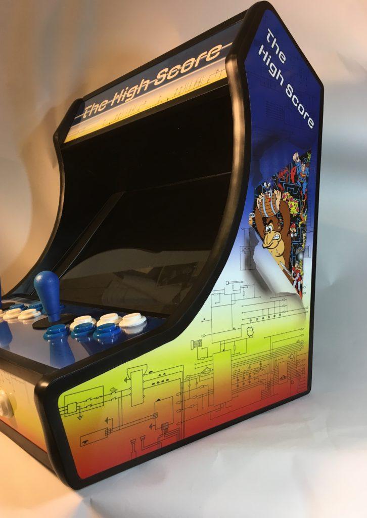 Bar-top Arcade