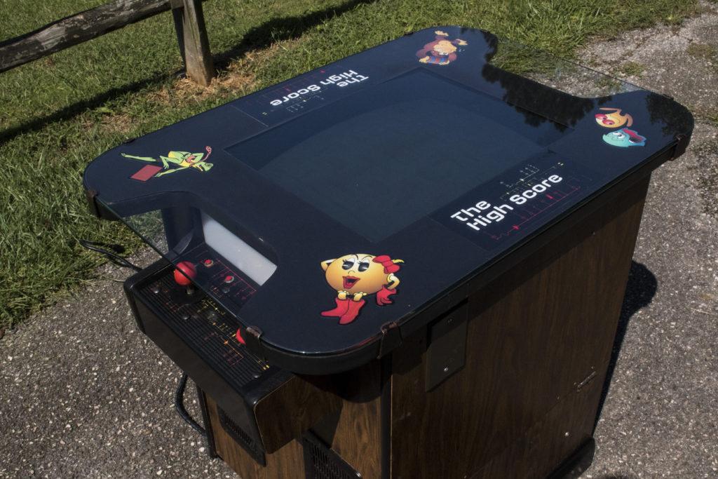 Retro Arcade Restore