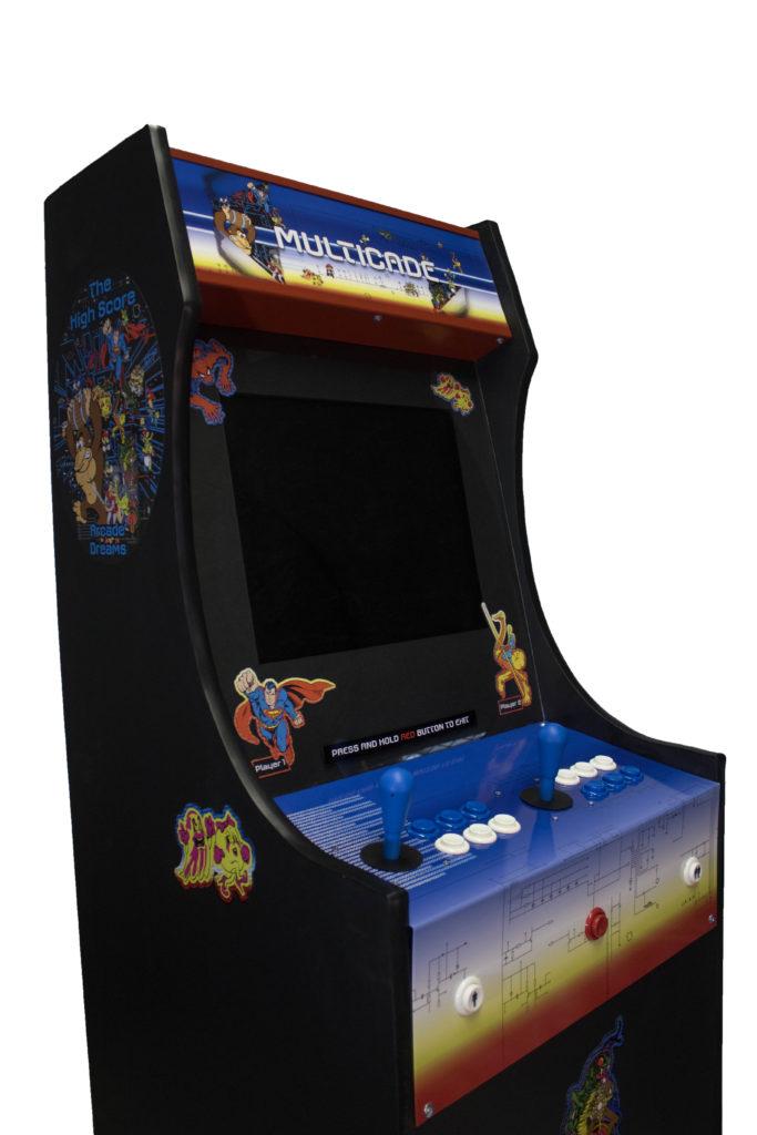 Upright Arcade